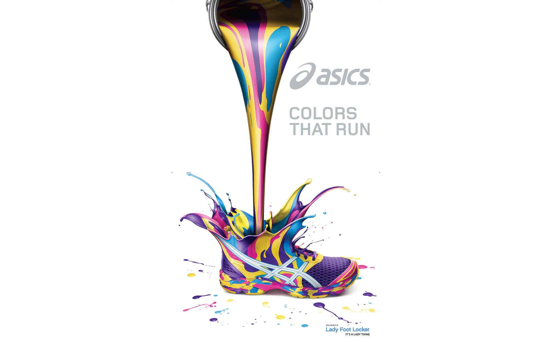 Ascis Colors That Run