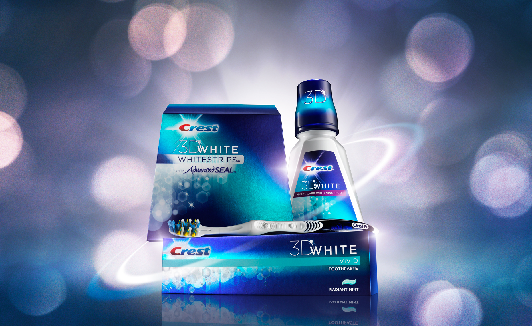 crest white effects